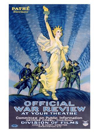 WWI, U.S. Public War Review
