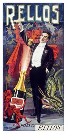 Rellos Devil Champagne