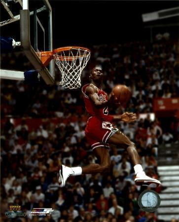 Michael Jordan - Bulls #1