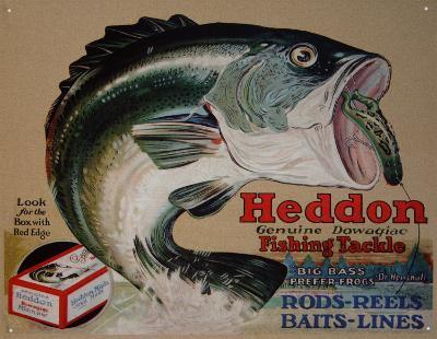 Heddon's Frogs