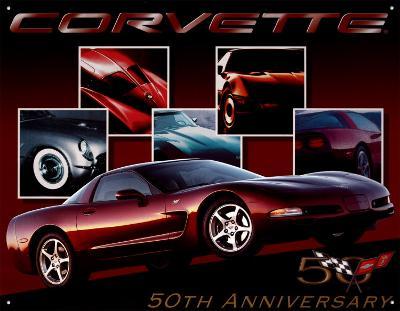 Chevy Corvette 50th Car