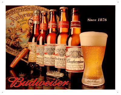 Budweiser Since 1876