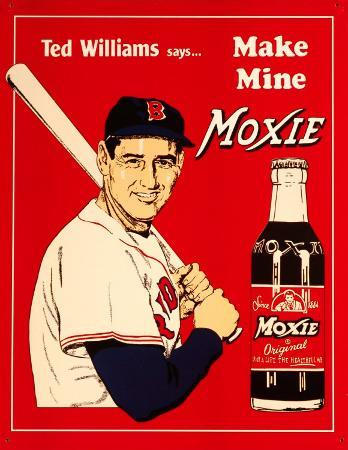 Ted Williams' Moxie