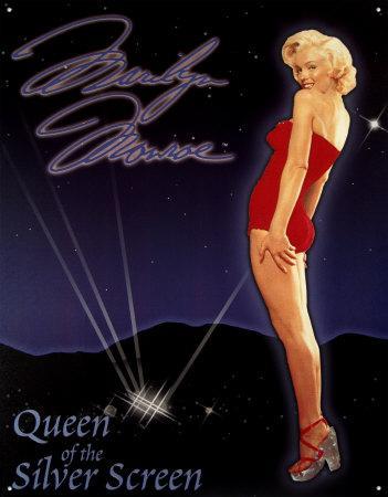 Marilyn Monroe Queen of the Screen