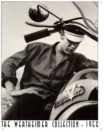 Elvis Werthiemer Elvis on Bike