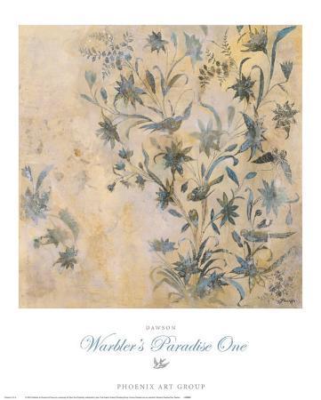 Warbler's Paradise I