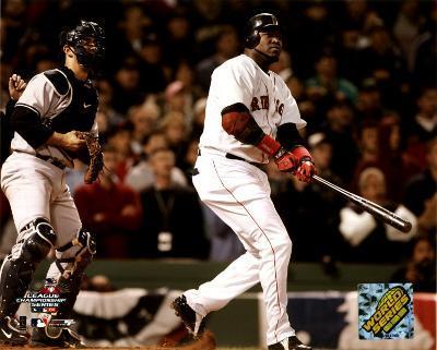 David Ortiz - Game-winning HR, 12th inning of Game 4,  2004 ALCS