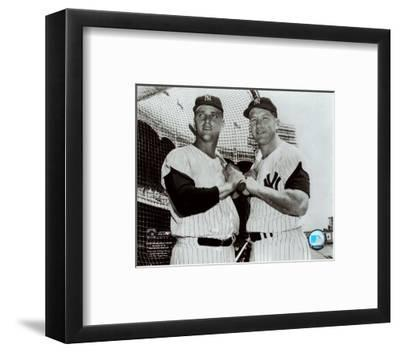 Mickey Mantle and Roger Maris - Horizontal - ©Photofile