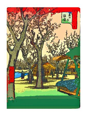 Plum Garden at Kamata