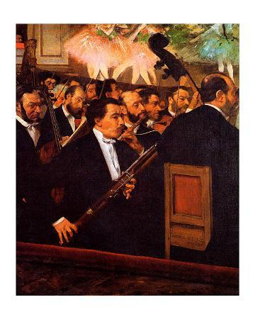Orchestra at the Opera