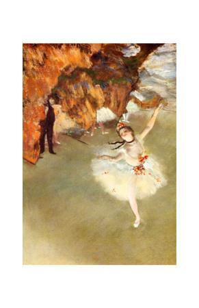 L'Etoile, or La Danseuse Sur la Scene