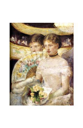 Two Woman at Theater