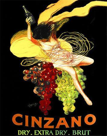 Cinzano Grapes