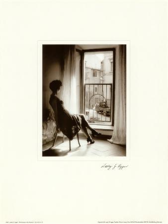Reminiscing in the Window II