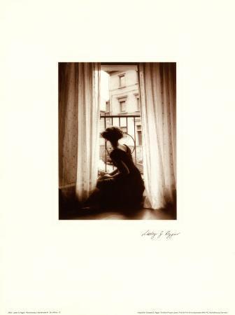 Reminiscing in the Window III