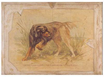 Fresque du Pavillon de Chasse I