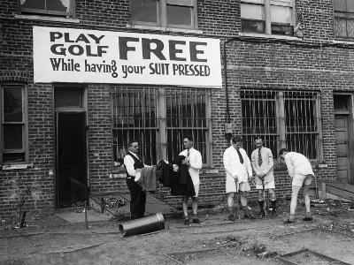 Play Golf Free
