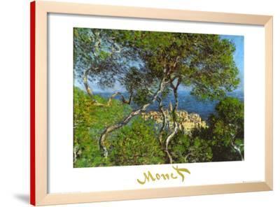 Landscape At Bordighera