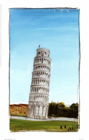 World Landmark Italy