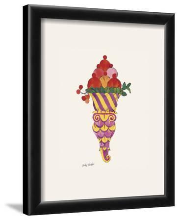 Ice Cream Dessert, c. 1959 (fancy red)