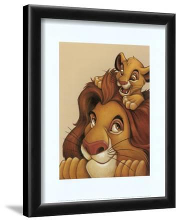 Simba and Mufasa - My Father, My Friend