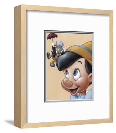 Pinocchio and Jiminy - Friendly Fun