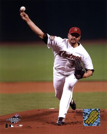 Roger Clemens - 2004 NLCS Game 3