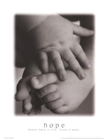 Hope: Baby Hands and Feet