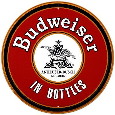 Budweiser In Bottles