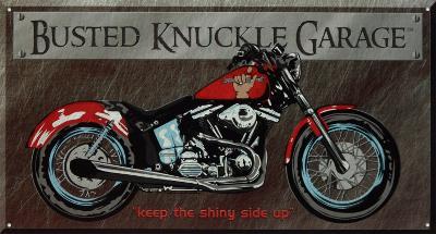 Busted Knuckle Bike