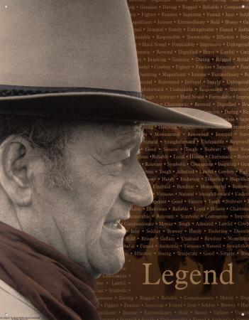 John Wayne Legend