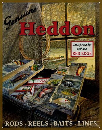 Heddons Tackle Box