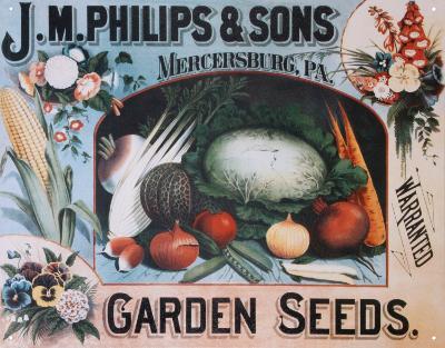 Phillips Seeds & Vegetables