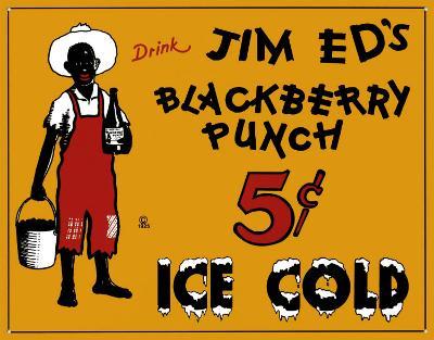 Jim Ed's Blackberry Punch
