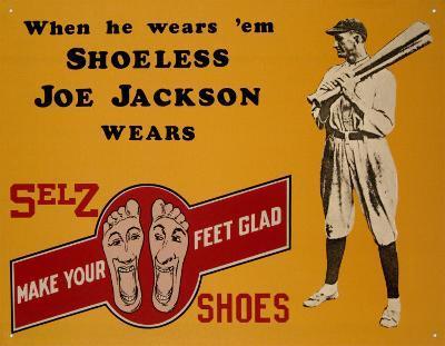 Shoeless Joe Jackson Shoes