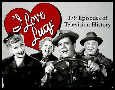 I Love Lucy - TV History