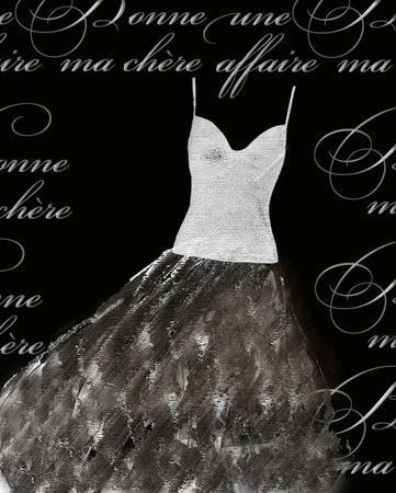 Robe de Soiree Blanche