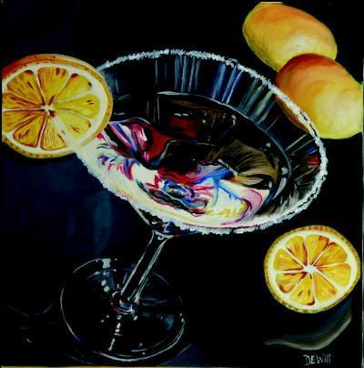 Martini: Lemon