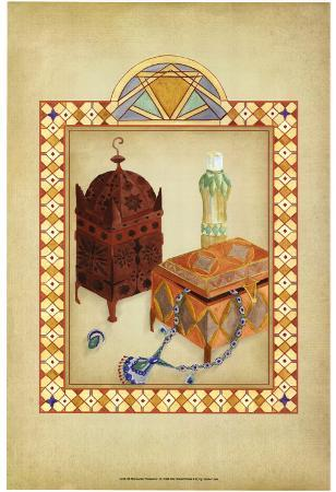 Moroccan Treasures I