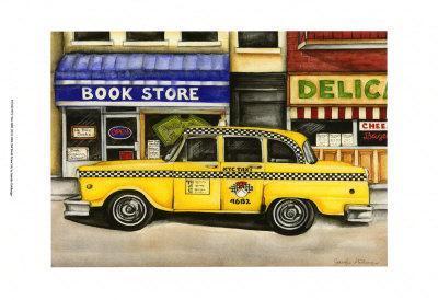 New York City Taxi, 46B2