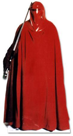 Imperial Royal Guard Star Wars Movie Lifesize Standup Poster