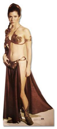 Princess Leia Star Wars Movie Lifesize Standup