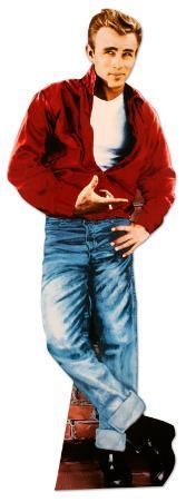 James Dean Lifesize Standup