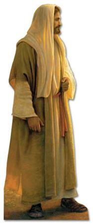 Jesus Lifesize Standup