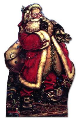 Rudolph the Red-Nosed Reindeer Lifesize Standup