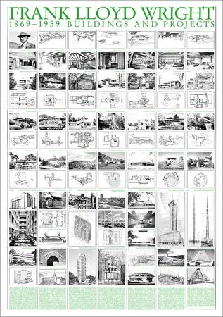 Buildings and Projects, 1869-1959