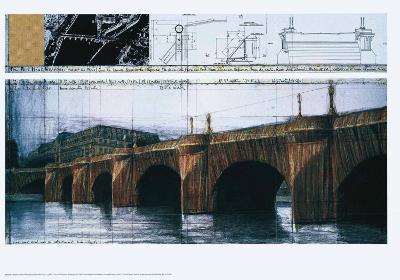 Le Pont Neuf Wrapped I