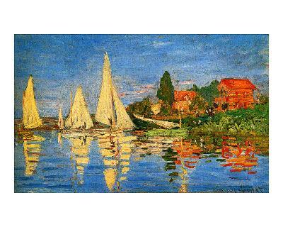 Boating at Argenteuil