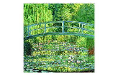 The Water Lilly Pond, Green Harmony