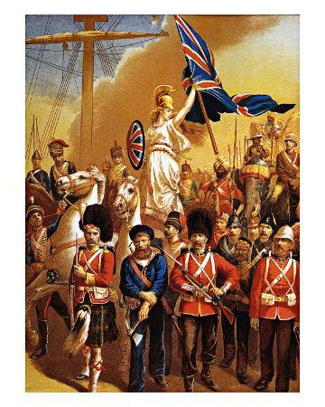 British Victorian Military Prowress